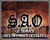 Service Affaires Occultes